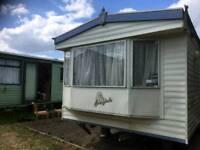 Luxury 2 bed caravan for long term rent