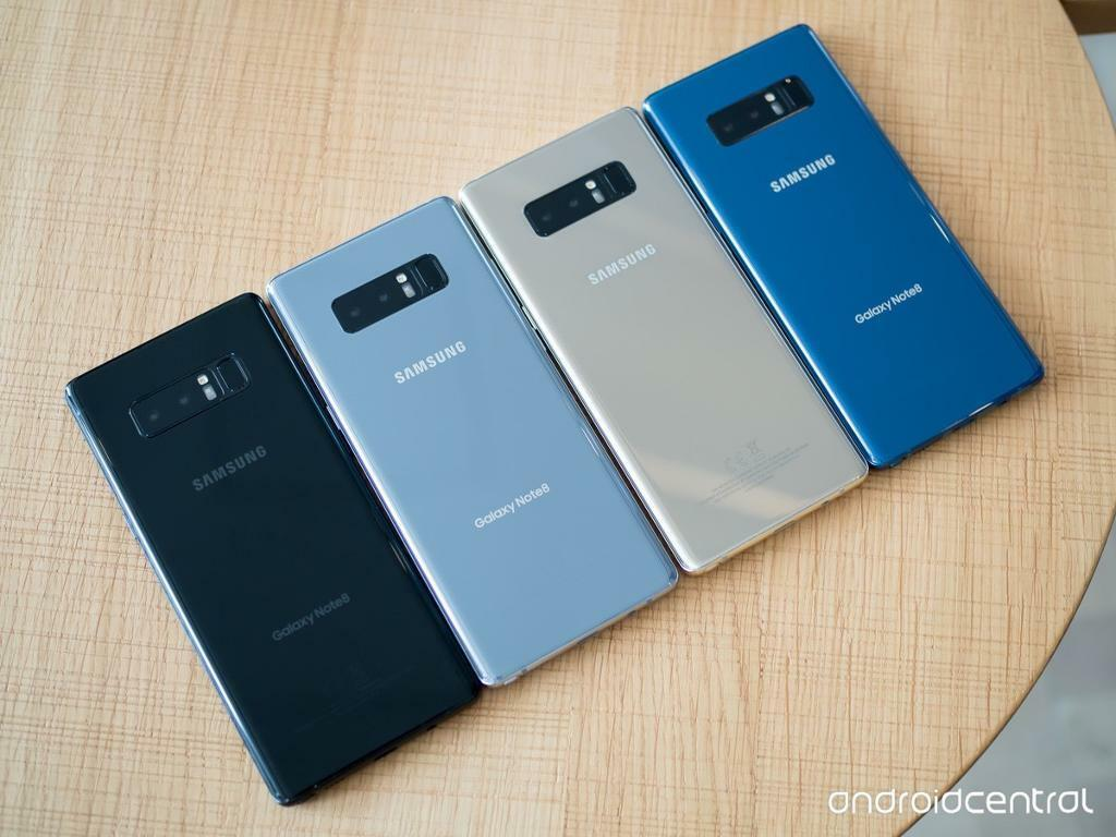 Looking for Galaxy note 8