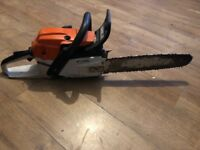Still ms261c chainsaw
