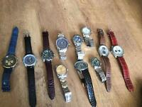 Selection of automatic watches