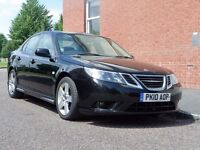 2010 Saab 9-3 1.9 TID - fully serviced, just passed it's MOT with a years advisory free.