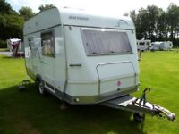 HYMER NOVA 390 OR 392 CARAVAN NEEDED FOR TRIPS OUT