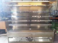 Frost Tech Multi-Deck Open Chiller SD75/200 Serial No: 186/30060