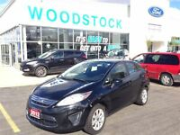 2012 Ford Fiesta SPORT PACAKAGE, LOCAL TRADE