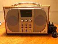 Pure DAB Evoke-3 Radio