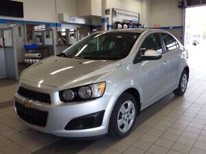 2014 Chevrolet Sonic **automatique** véhicule certifié**