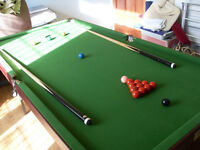 Snooker table for sale in Swansea