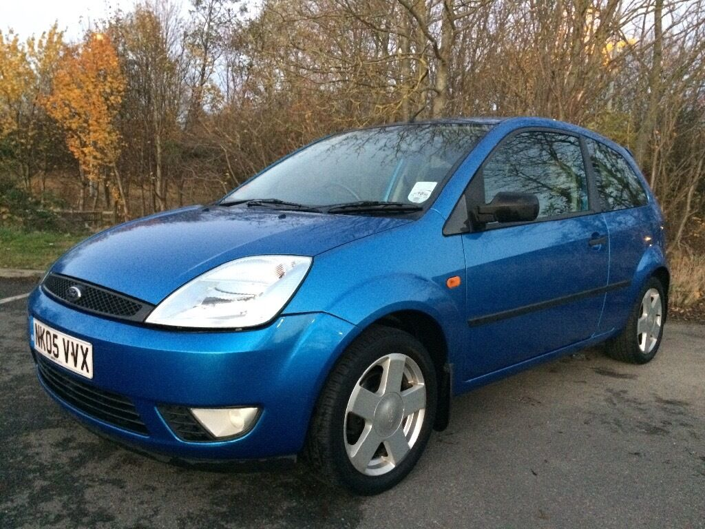2005 ford fiesta zetec climate only 67k miles full service history excellent condition. Black Bedroom Furniture Sets. Home Design Ideas
