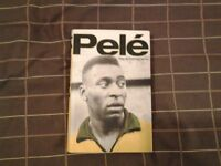 Hardback Book. PELE - THE AUTOBIOGRAPHY.