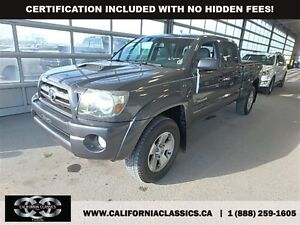 2009 Toyota Tacoma TRD! LEATHER! DOUBLE CAB - 4X4