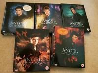 Angel series 1-5 DVD