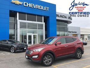 2013 Hyundai Santa Fe Sport 2.0T HEATED SEATS/STEERING WHEEL ALL