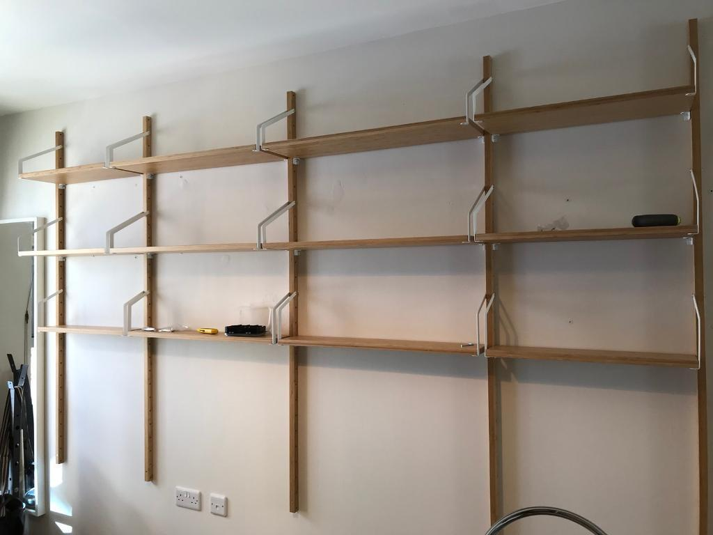 Ikea svalnas modular shelf in wandsworth london gumtree