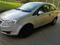 Vauxhall Corsa 2008 CHEAP TO INSURE