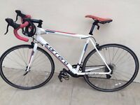 Carrera Karkinos Limited Edition White Road Bike 2015, 54cm