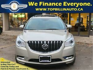 2014 Buick Enclave NAVIGATION, DUAL SUNROOF, LEATHER