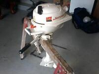 3hp johnson outboard