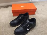 Nike Black Golf Shoes size 9