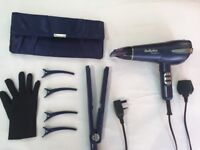 BaByliss Hair Dryer and Hair Straighteners Limited Edition