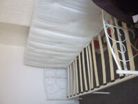 FREE - Single Bed Frame Only for child - frame only 6 months old