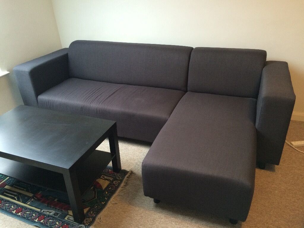 Tesco stanza fabric corner sofa right hand facing for Sofa bed tesco