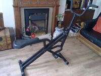 EXCELLENT BODY SHAPER EXERCISE MACHINE FOR SALE. COULD DELIVER.