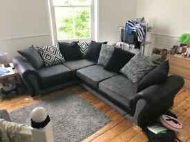Practically Brand New DFS Corner Sofa for Sale!