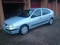 *Low mileage Renault Megane for sale*