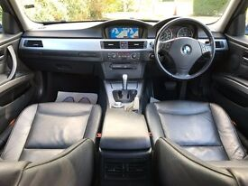 [ SATNAV AUTO LEATHER ] 55 BMW 3 Series 2.0 320i 4dr GREY