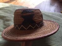 Vintage cowboy/girl hat