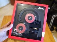 AKG Y55 headphone mint