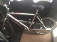 carrera Vulcan mountain bike Alloy Frame