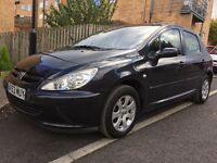 PEUGEOT 307 1.4 S 5DR (A/C)★EXCELLENT RUNNER AND CLEAN FOR THE YEAR ★ FULL MOT (NO ADVISORIES)