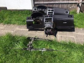 LEFT HAND DRIVE DASHBOARDS PEUGEOT 307