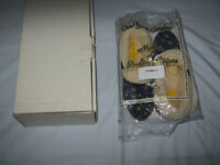 LADIES BRAND NEW SLIPPERS SIZE 3 still boxed GREAT FOR A CHRISTMAS BOX