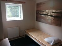 Single room in Camberley close to Frimley Hspital.