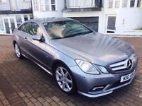 (MERCEDES-BENZ E CLASS E350 BLUEF-CY SPORT CDI A **FOR SALE IMMACULATE CONDITION PRICE DROP**