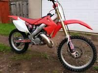 Honda cr 125 2004 (85,150,250,350,450)