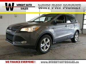 2014 Ford Escape SE| 4WD| ECOBOOST| NAVIGATION| SYNC| 52,350KMS