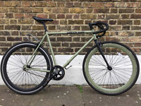 Greenway Fixed Gear Bike, great condition, kept indoors not ridden too often