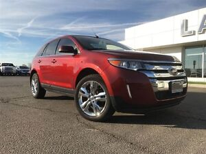 2014 Ford Edge Limited, Leather, Navigation, Moonroof !! Windsor Region Ontario image 2