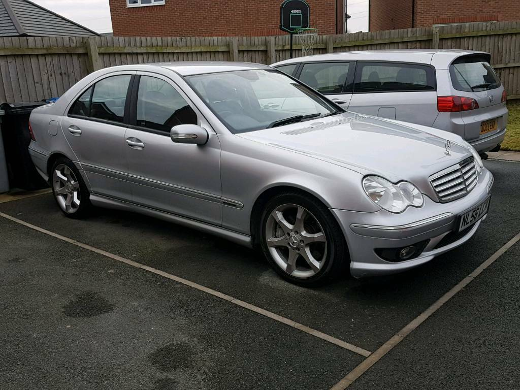 06 C180K Sports Edition W203 Spares/Repair | in Timperley, Manchester |  Gumtree