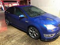 Ford Focus st-2 2007 rare 5 door in performance blue 70k full service long mot
