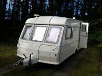 Buccaneer Elan 15 2 berth 1996 very good condition with awning
