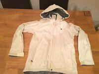 Berghaus cream shower jacket. Ladies size 10