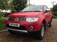 Mitsubishi l200 low milage!! Immaculate condition!