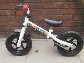 Halfords Balance Buddy Bike