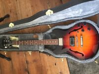 Gibson 339 Gingerburst in as new condition
