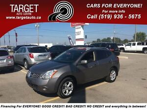2008 Nissan Rogue SL, Loaded; Leather, Roof and More !!!!!