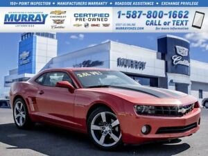 2010 Chevrolet Camaro 1LT**304 HP!  Rally Sport!**